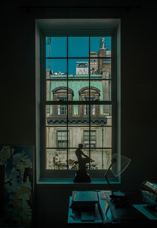 Jean Michel Berts -  New York Color 6
