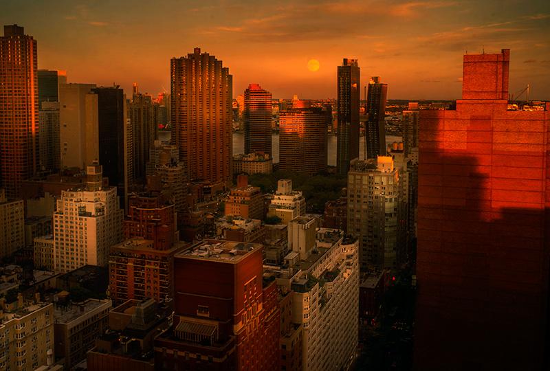 Jean Michel Berts -  New York Color 7