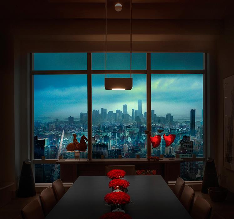 Jean Michel Berts -  New York Color 12
