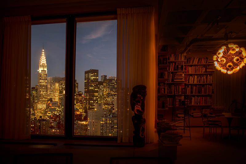 Jean Michel Berts -  New York Color 14