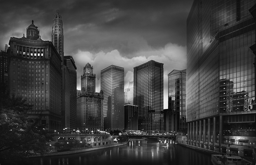 Jean Michel Berts -  Chicago 1