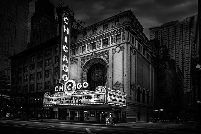 Jean Michel Berts -  Chicago 6
