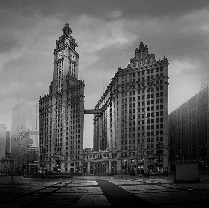 Jean Michel Berts -  Chicago 7