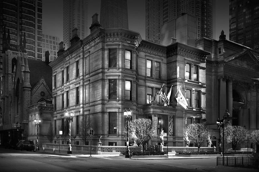 Jean Michel Berts -  Chicago 11