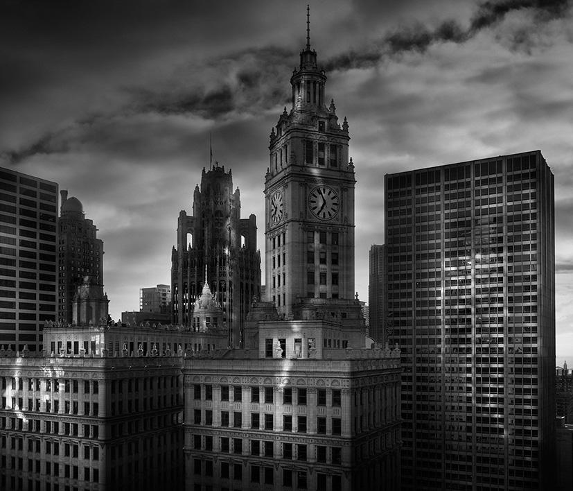 Jean Michel Berts -  Chicago 14