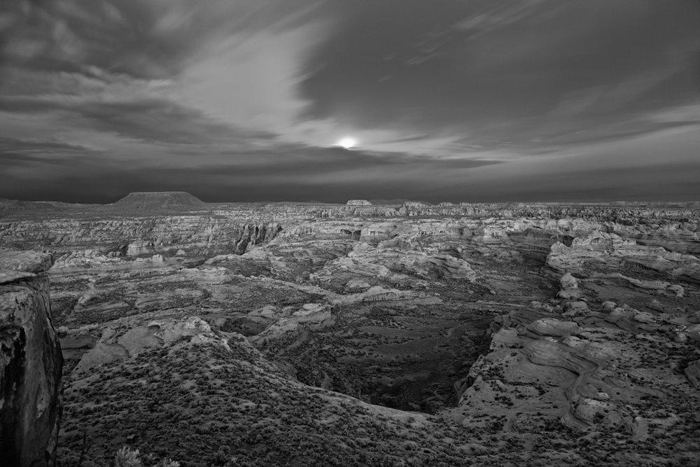 Salt Creek Mesa