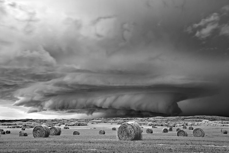 Strata Storm and Bales