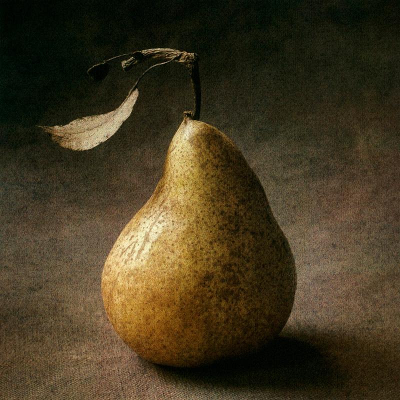 Pear Triptych I