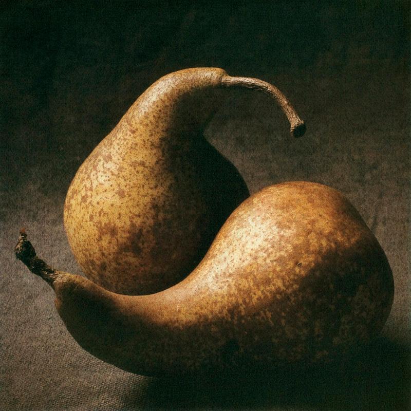Pear Triptych II
