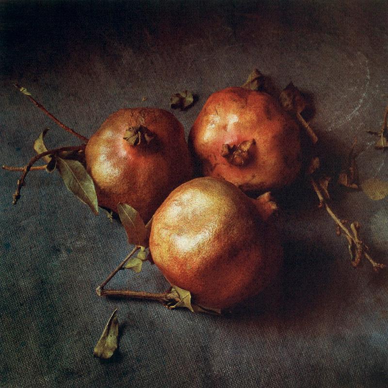 Three Pomegranates II