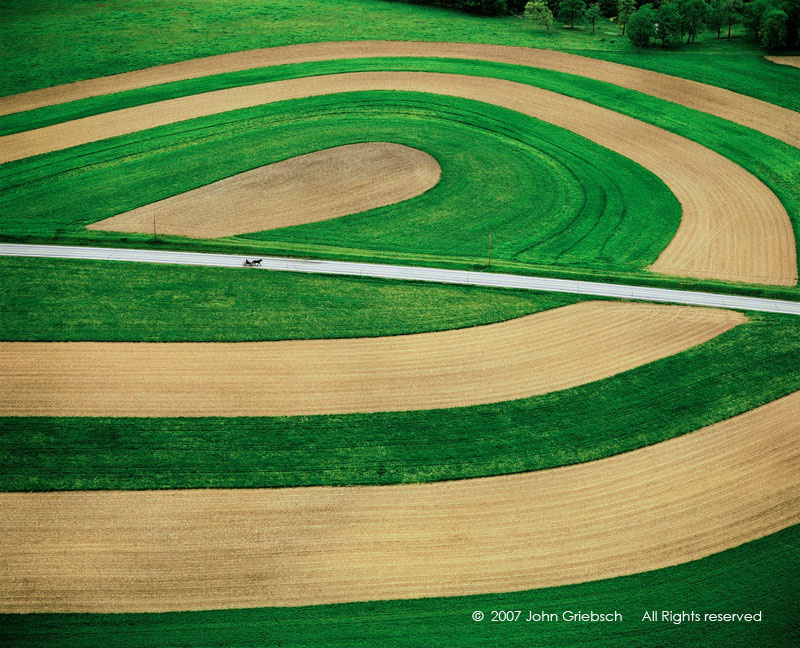 Amish Country near Punxatawney, PA