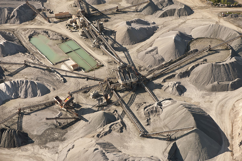 Sand and Stone Distribution Complex