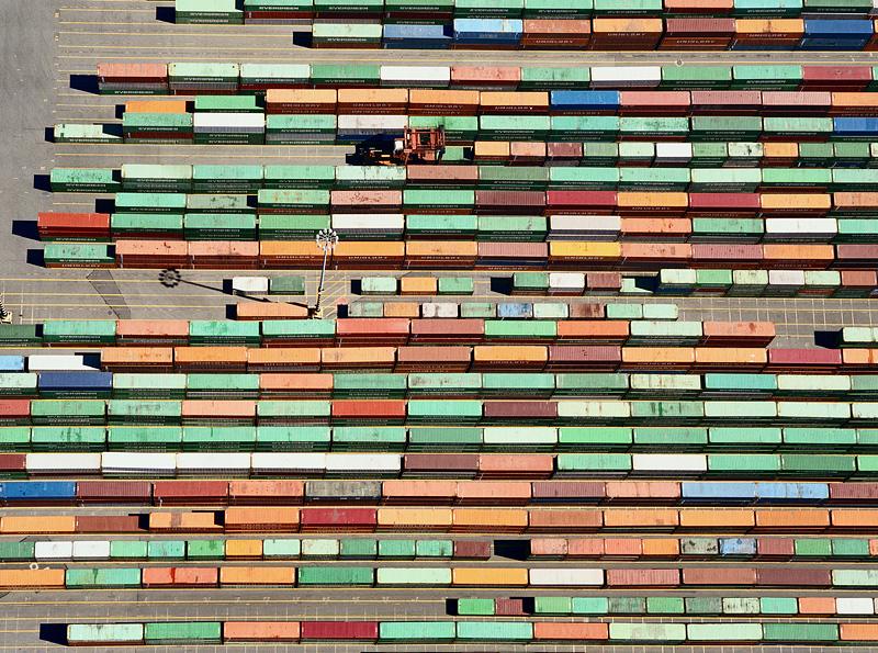 Trailer Yard - Port of Tacoma, WA