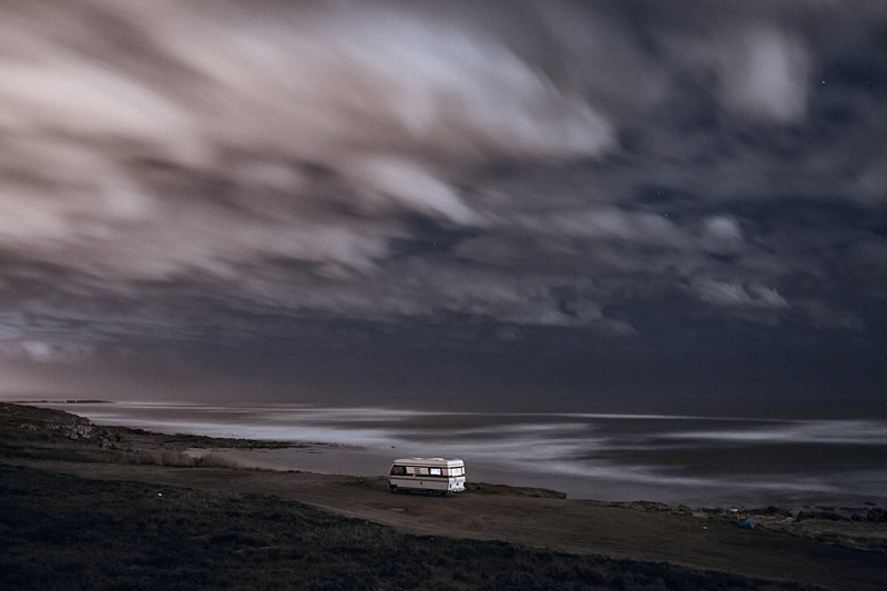 A Van in the Sea 18, Sao Torpes