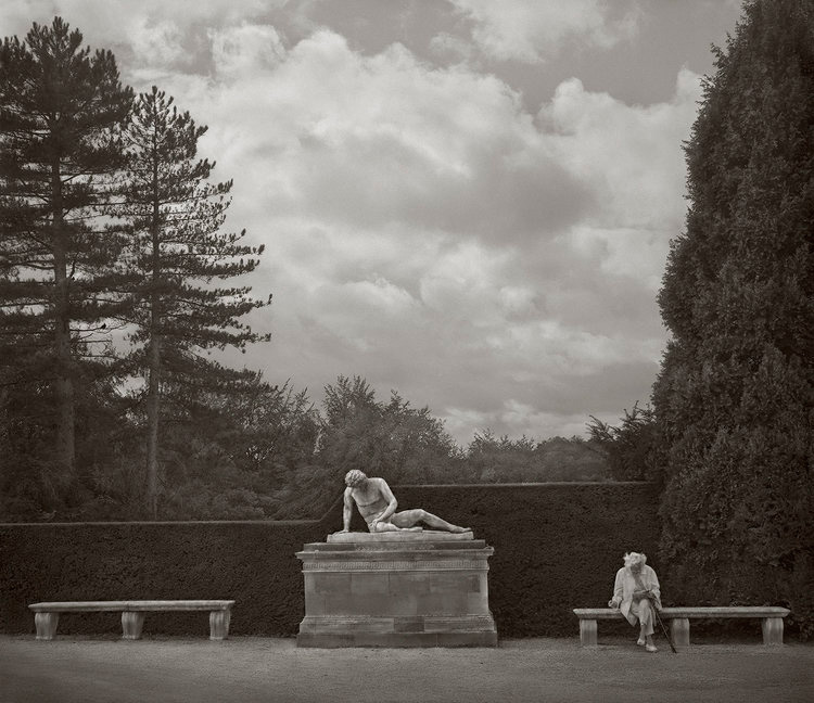 Benches, Blenheim Palace