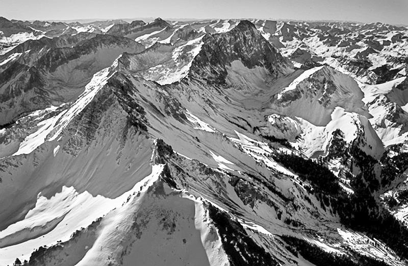 Elk Mountains - Capitol Creek