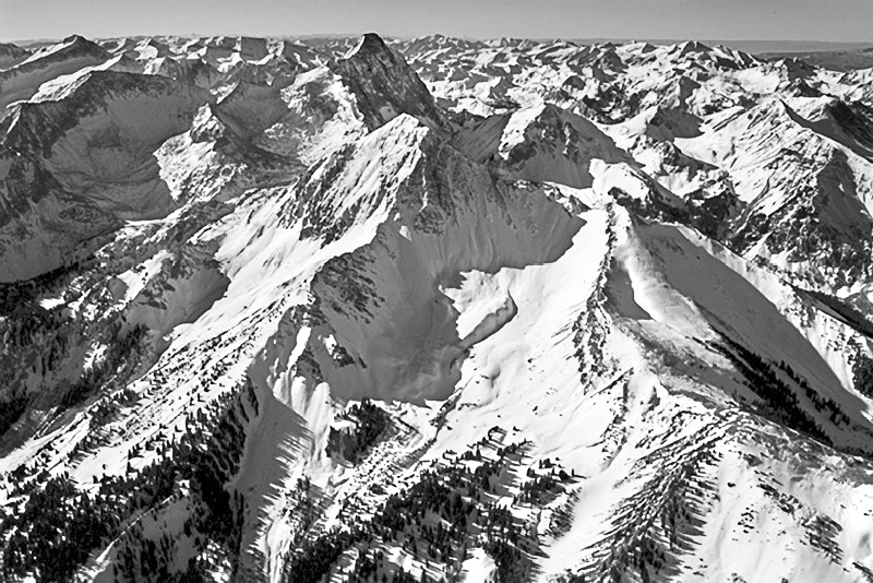 Elk Mountains - Capitol Knife Edge