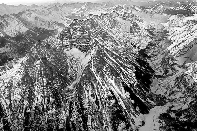 Elk Mountains - Pyramid