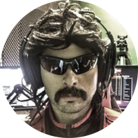 Dr DisRespect   Popular Twitch Streamer