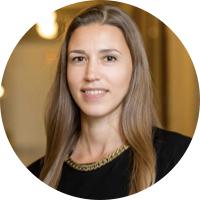 Dr. Laila Mintas   Deputy President, Sportradar