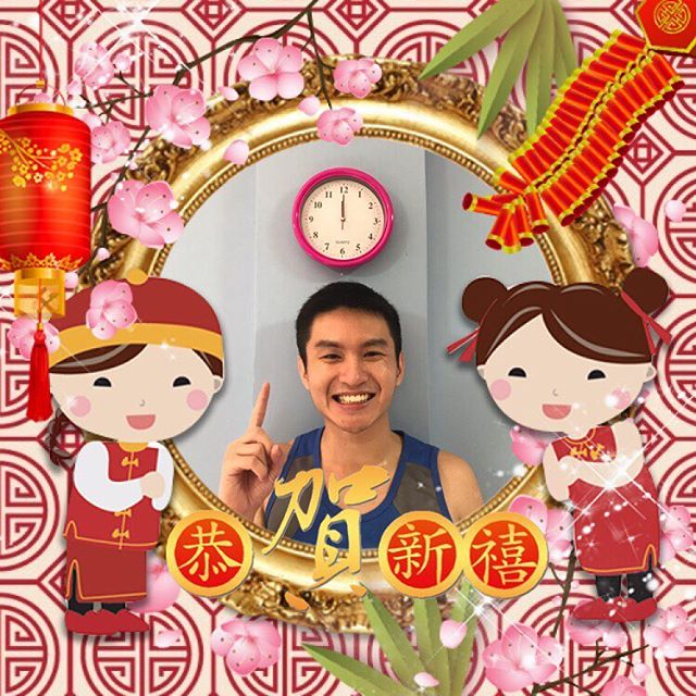 I reset my clock just for the Chinese Lunar New Year  Everything to be on perfect timing for the pig year :) - 祝贺大家恭贺新禧!  新年快樂 豬事順利 🐷豬年行大運!  #cny #lunarnewyear