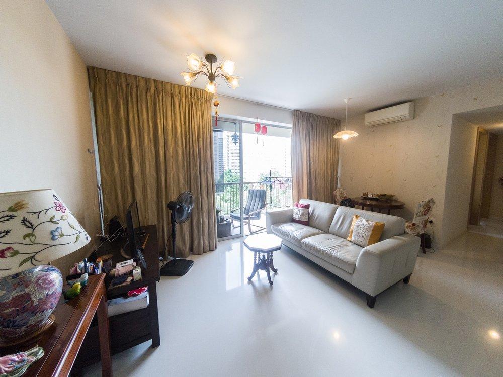 Austville Residences - Living Room