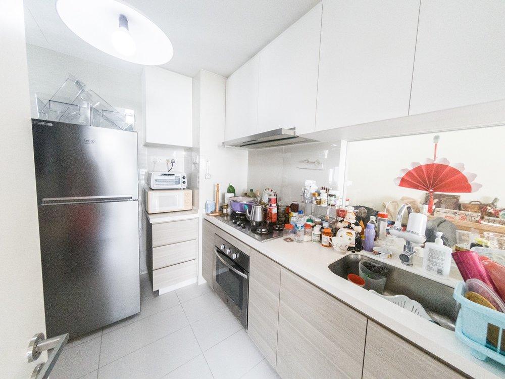 Austville Residences - Kitchen