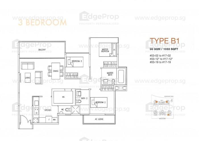 Austville Residences - Floor Plan