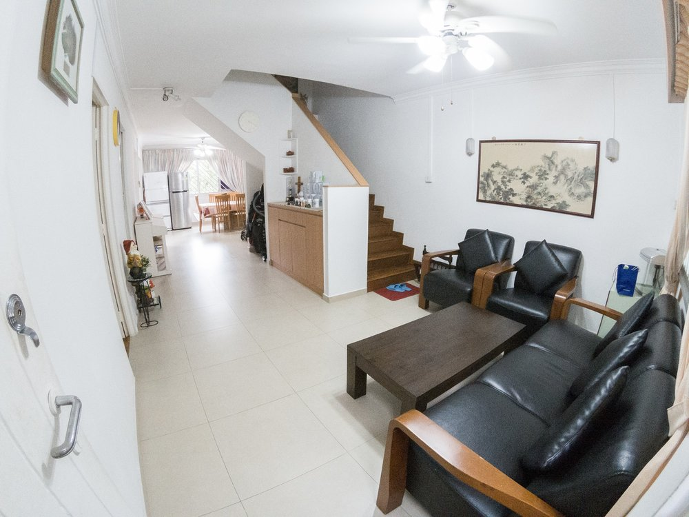2 Toh Yi Drive - Living Room (Front)