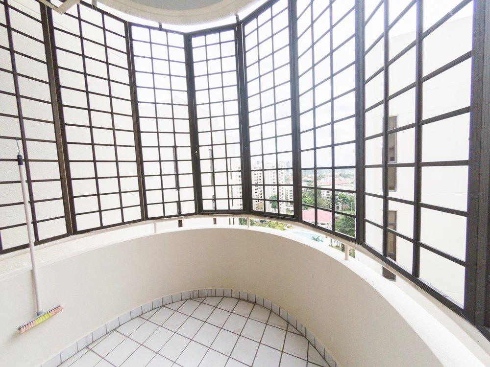Cashew Heights - Balcony