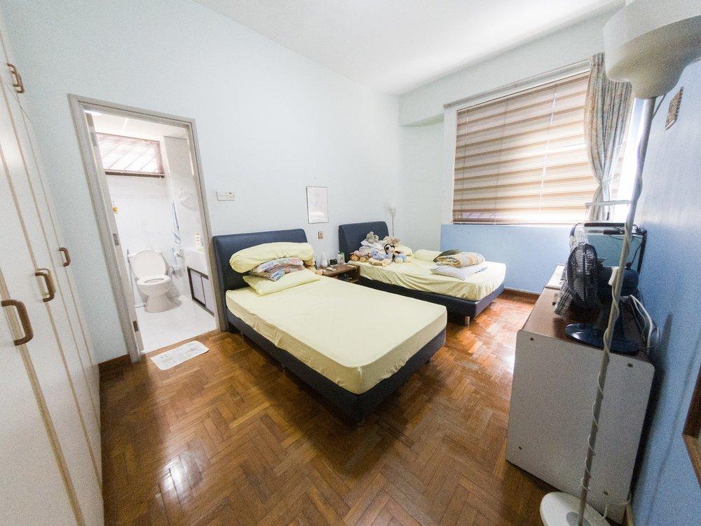 Cashew Heights - Master Bedroom