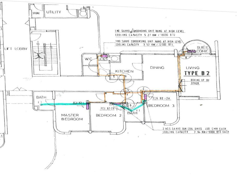Cashew Heights - Floor Plan