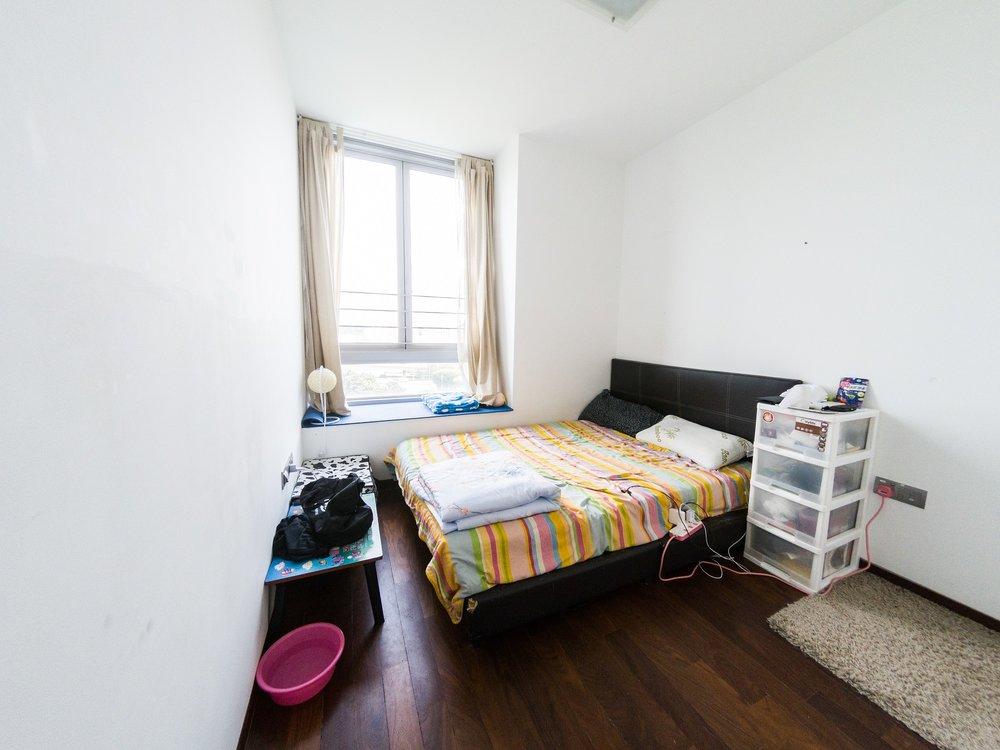 Riviera 38 - Bedroom