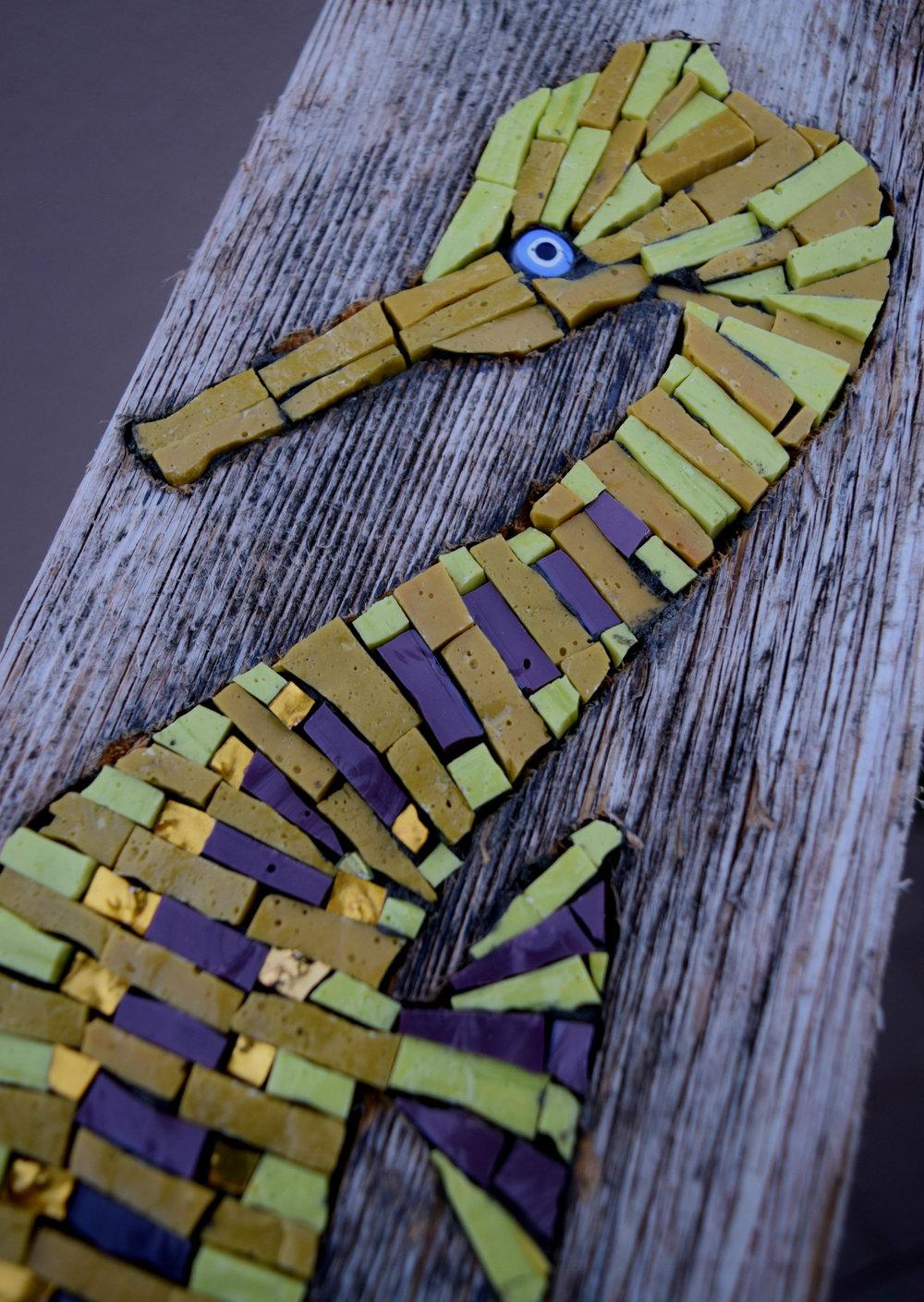 Detail of Seahorse