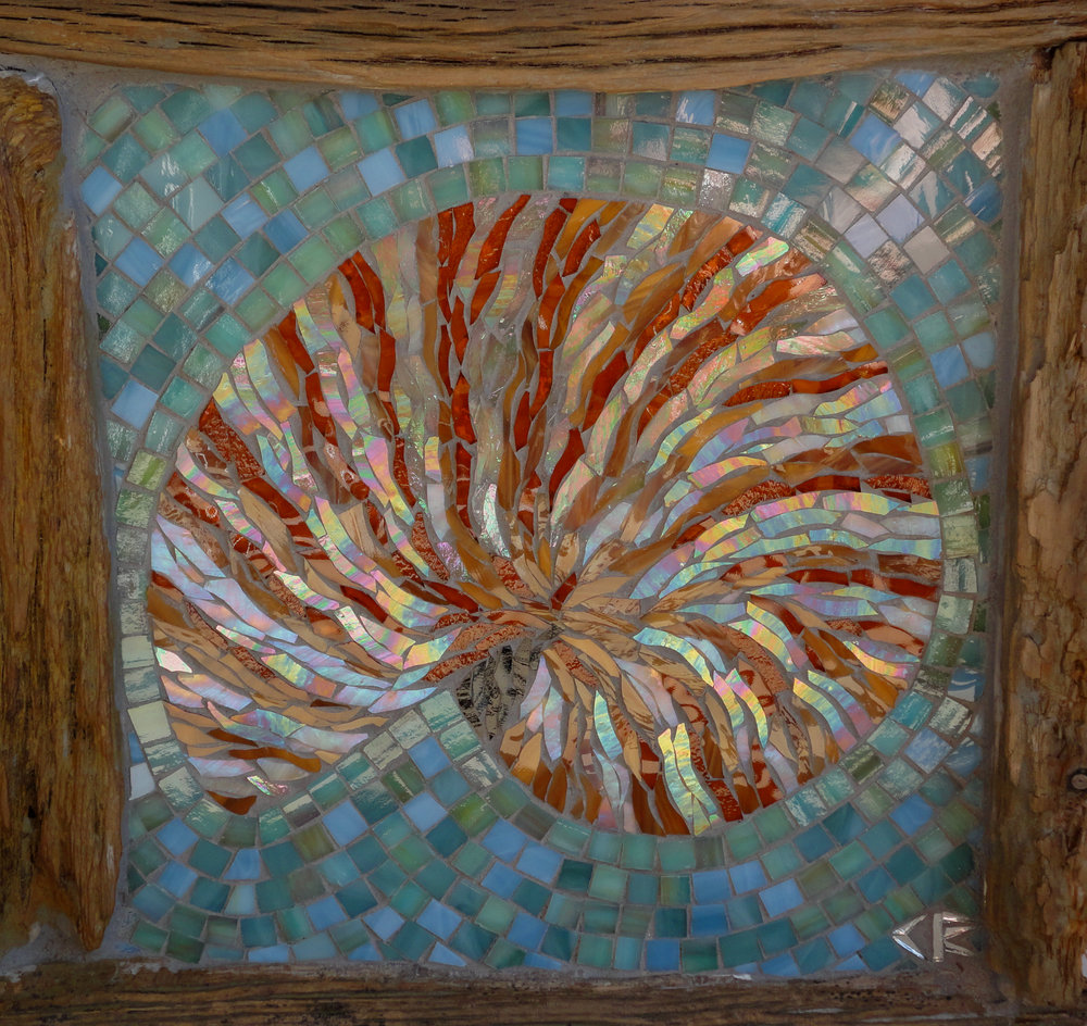 Nautilus (Stained Glass)