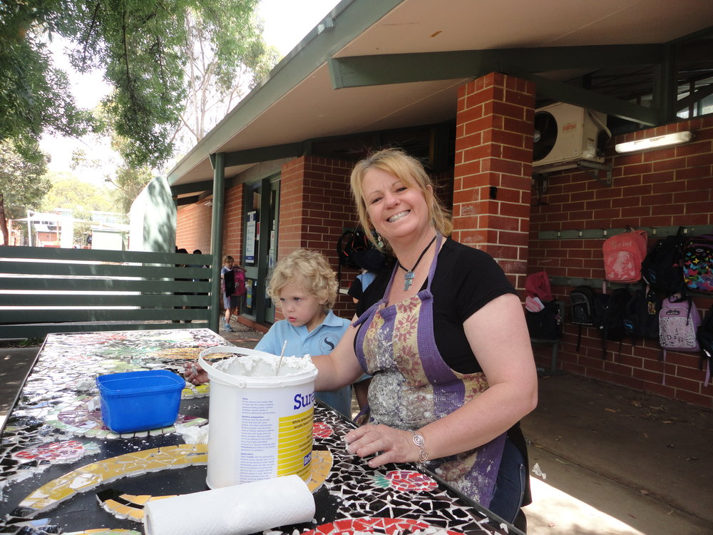 Working at Stradbroke Primary School