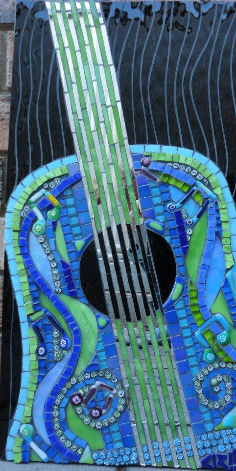 Strings (Sained Glass, Smalti, Glass Fusions, Millefiori, Mirror, Glass Tiles)