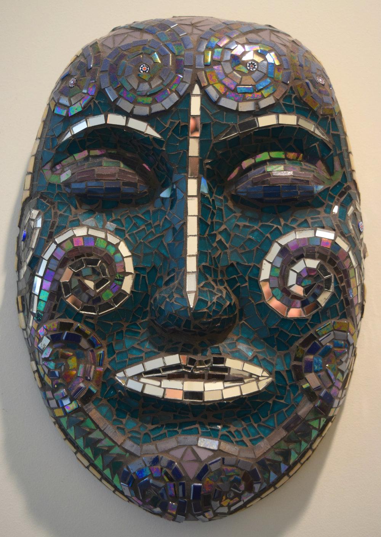 Spiraled Mask