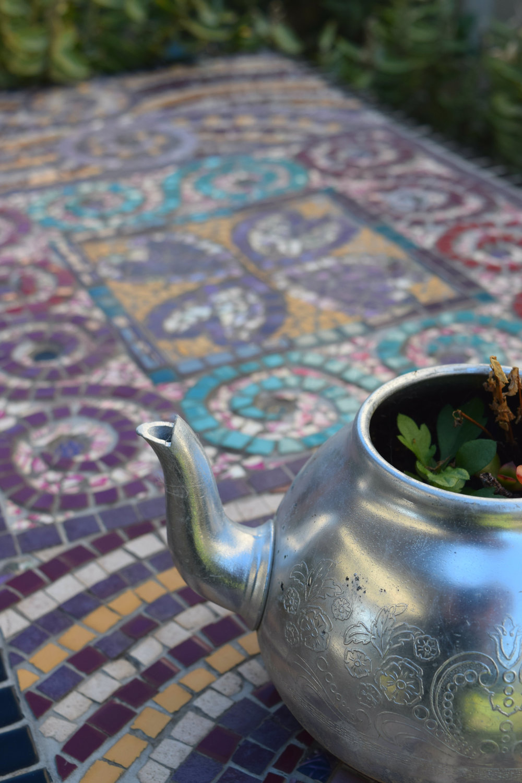 Outdoor Table (Ceramic)