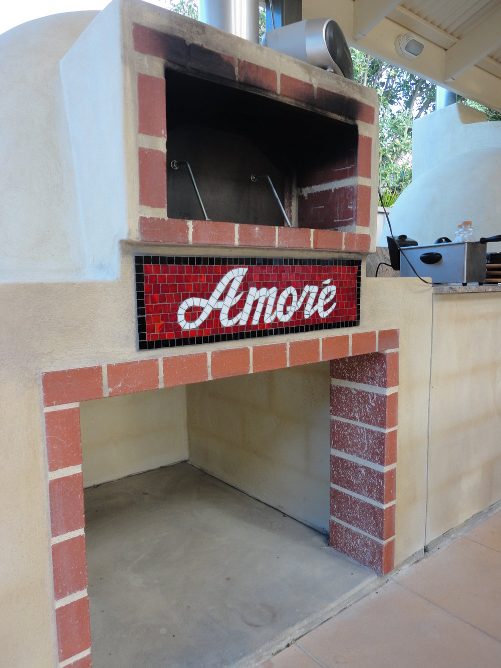 Amore' Wood Ovens (Commission)
