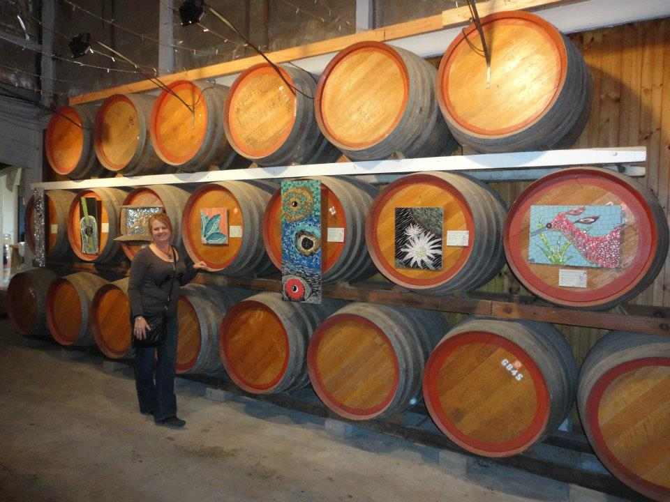 Solo Exhibition @ Rosemount Winery, McLaren Vale, South Australia 2012