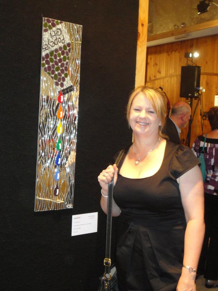 Harvest Festival, McLaren Vale, South Australia 2012 (Popeye's Girl Mosaic)