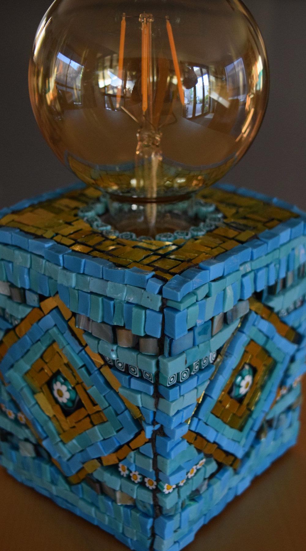 Smalti Light (Smalti, Gold Smalti, Millefiori, Glass Fusions, Shell)