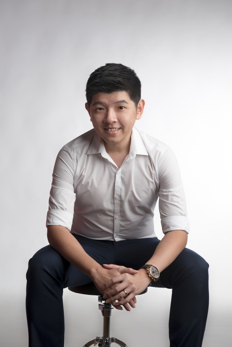 Founder of Economics at Tuitiongenius, Mr Eugene Toh