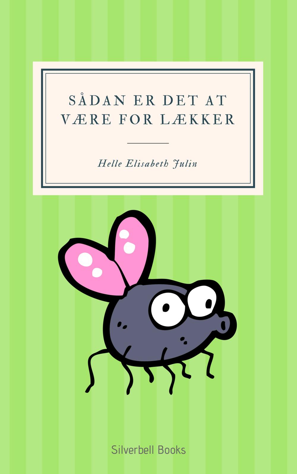 Copy of Sådan er det at være for lækker e-bog