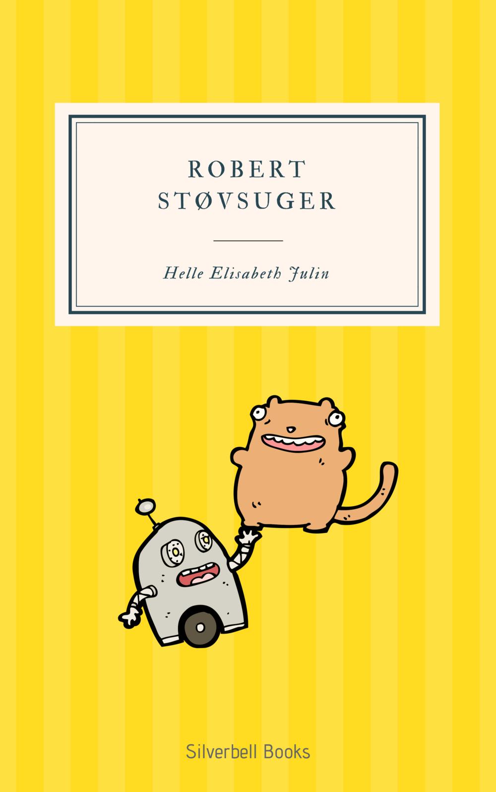 Robert støvsuger e-bog