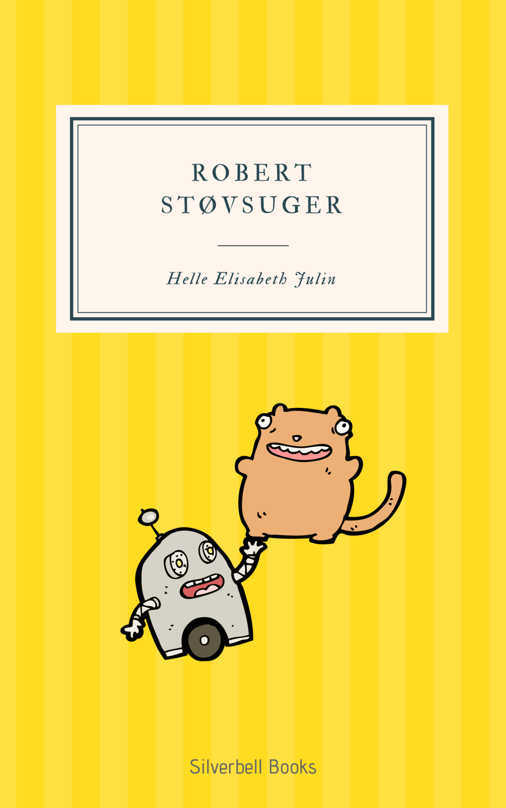 Ny Robert Støvsuger e-bog
