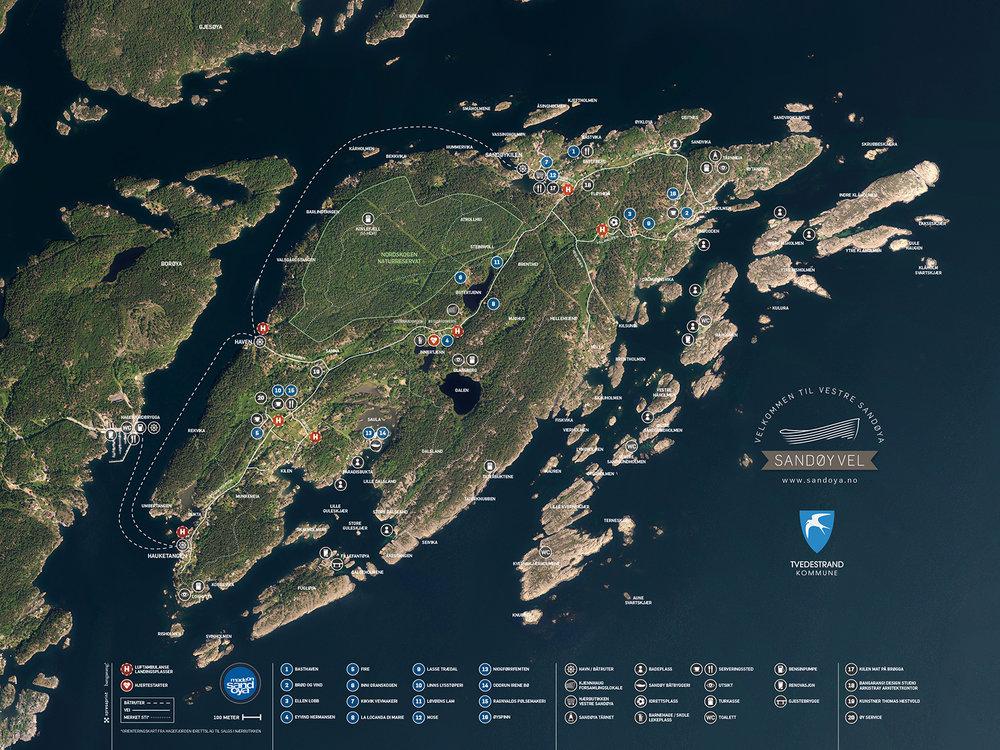 kart tvedestrand kommune Kart — Sandøya kart tvedestrand kommune