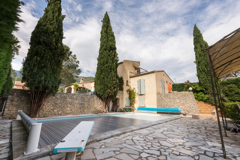 Comfortable Villa 2-8 persons with private heated pool