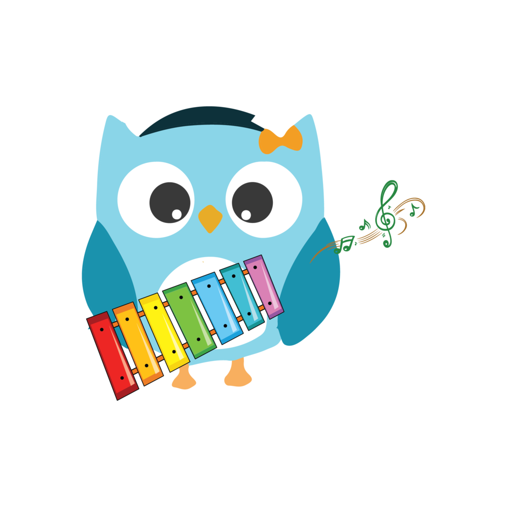 Pre-schoolers- Owl with Xylophone.png